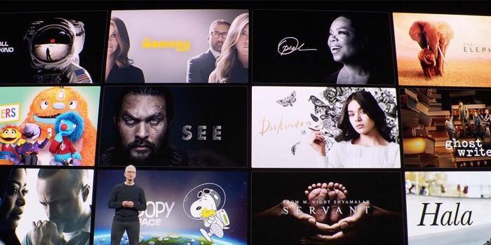 海王撑场AppleTV 能靠价格战对抗迪士尼和奈飞吗