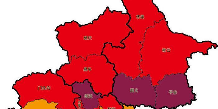江西快三走势图_北京海淀顺义平谷已达重度污染