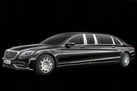 移动的皇宫 新款迈巴赫S650 Pullman官图 车友评论