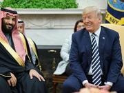 特朗普力挺沙特:不能取消军售 否则中俄就会获利
