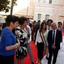 意大利裏米尼市舉辦慶祝新中國成立70週年圖片展