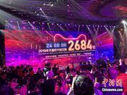 2684亿!消费者买买买!2019天猫双11成交额再创纪录