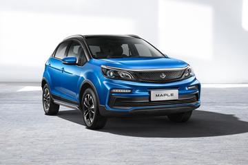 吉利又上新品牌,枫叶汽车4月10日线上发布