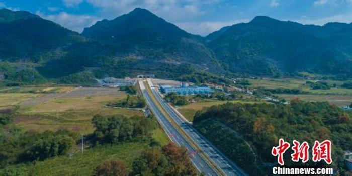 广东再开通两条高速公路 总里程连续5年居全国第1