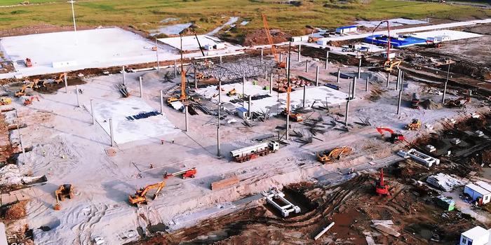 特斯拉上海工厂马上投产 二期工