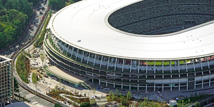 东京奥运主场馆地下挖出187件人骨 以前或是墓地