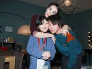 13岁李嫣晒性感泳照,纤细骨感堪比超模 网友:王菲的身材李亚鹏的脸