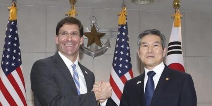 美国受威胁韩国就得出兵?韩国防部:消息不实