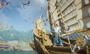 海盗VS东南亚风 100级江湖装致敬海上丝路