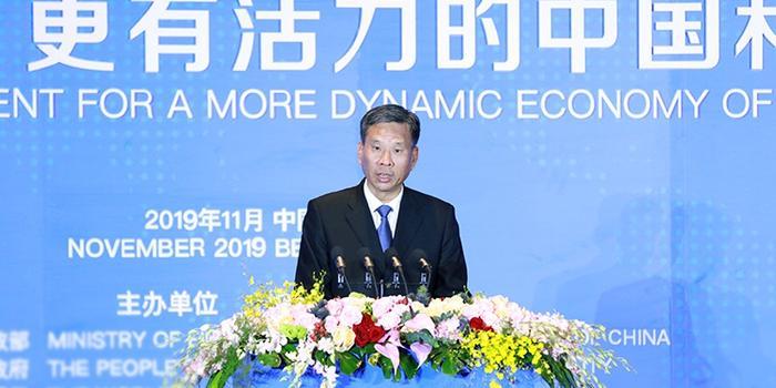 刘昆:中国营商环境是全球改善幅度最大十经济体之一