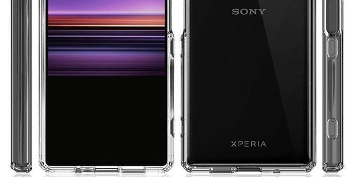 索尼Xperia 2最新带壳渲染图曝光 9月5日IFA见