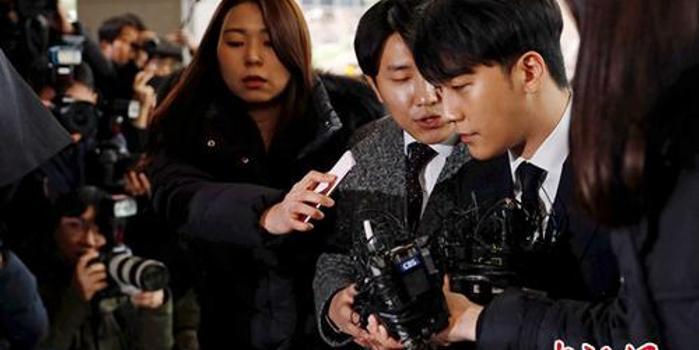 pc蛋蛋网_韩警方:胜利及其合作伙伴涉嫌贪污已被各自立案