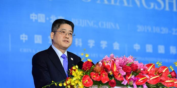 外交部:中國日益成為百年變局的定盤星和穩定器
