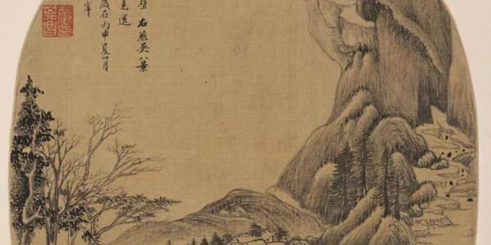山西名胜手绘图片