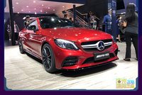 奔驰四款进口C级上市 售价区间36.38-118.58万元