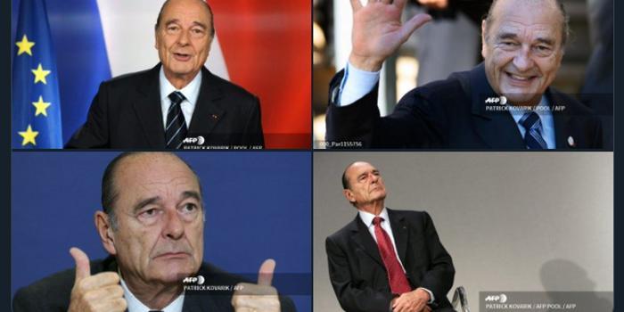 法国前总统希拉克去世 曾想写一部李白的电影剧本