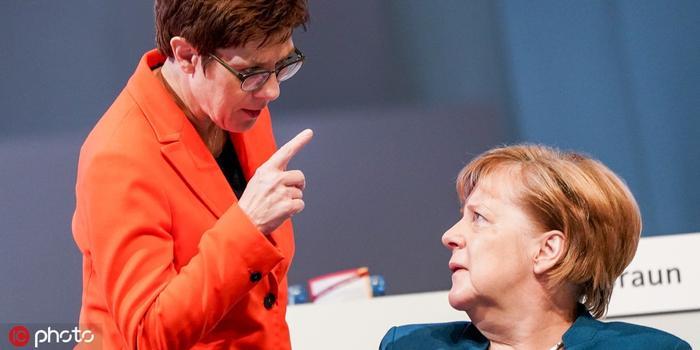 德国基民盟党代会华为成了重头戏 外媒感叹:罕见