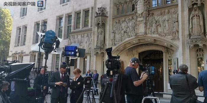 首相休议会是否合法?下周裁决 但别太乐观