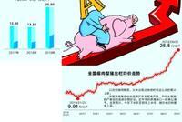 """生猪价格攀上""""猪""""峰 企业加紧跑马圈地"""