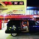 """北京""""合乘""""定制公交试运营 在线预约实时生成线路"""