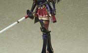 《少女骑士物语》龙造寺茜手办:身材饱满 铠甲可脱