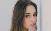 乌克兰22岁嫩模福利写真 颜值爆表,身材曲线超完美