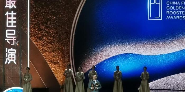《红海行动》获第32届中国电影金鸡奖最佳导演奖