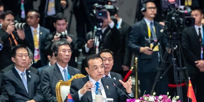全球最大自贸区呼之欲出 李克强和这些领导人评价