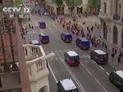 西班牙加泰乱局超500人受伤 超300人被捕