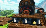 《海贼王:寻秘世界》演示 路飞带你遍览监狱岛奇景