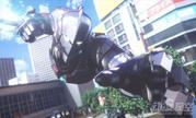 Netflix动画《机动奥特曼》全新画面公开 激战外星人动感十足