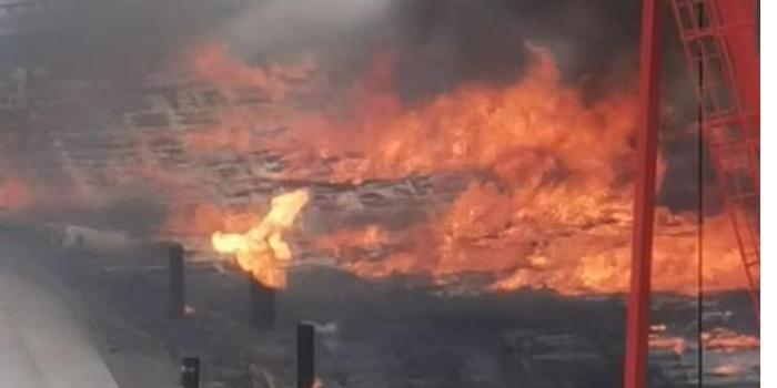 新西蘭:奧克蘭天空城火災仍然沒有得到控制