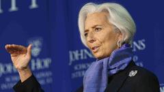 IMF:全球债务水平正处于历史高点 相当全球GDP225%