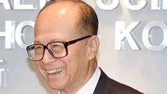 刚刚90岁的李嘉诚宣布退休 一图读懂他的商业帝国