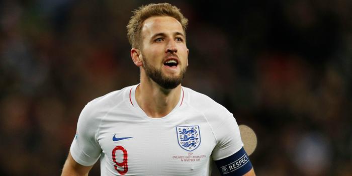 千场之夜 凯恩成为英格兰历史进球最多的队长