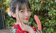 11区美女声优上坂堇最新浴衣美照 温文尔雅,风情无限
