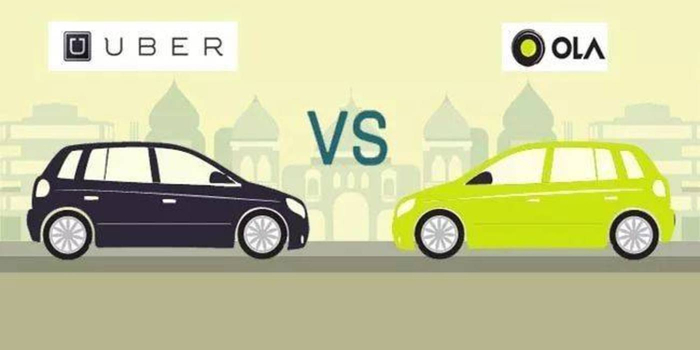 "IPO的Uber能抗衡""印度滴滴""Ola嗎?"