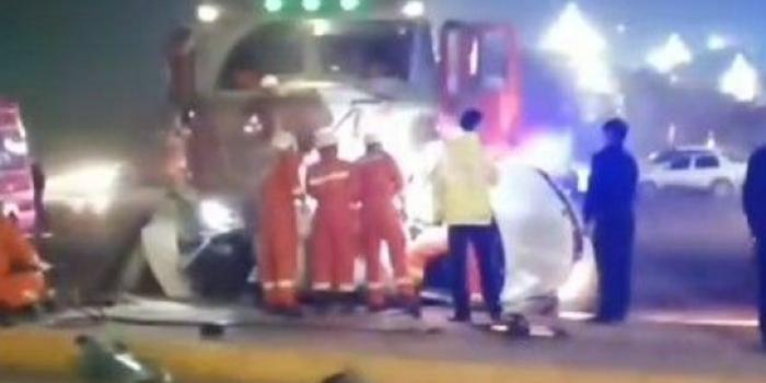 西安临潼交通事故致4人死亡 其中3人为大学生