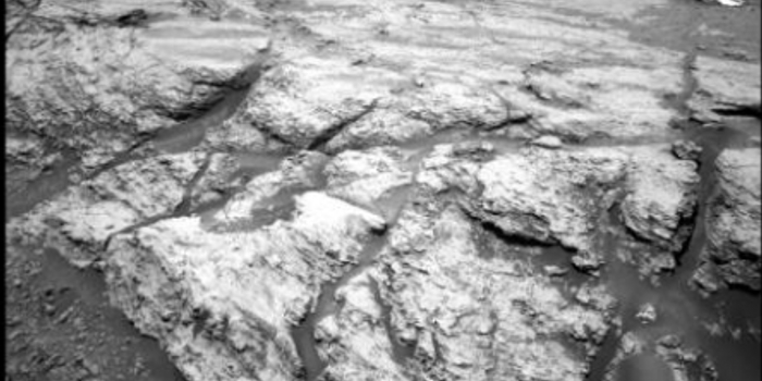 """一大波火星新图来袭 看起来像""""奶油""""和""""曲奇"""""""