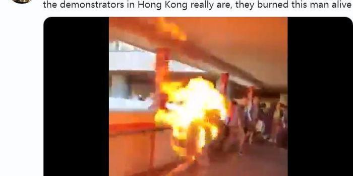 在香港生活35年的美国人@特朗普:不要签署那个法案