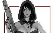 大触绘制《彩虹六号》同人图 Hibana大秀火辣好身材