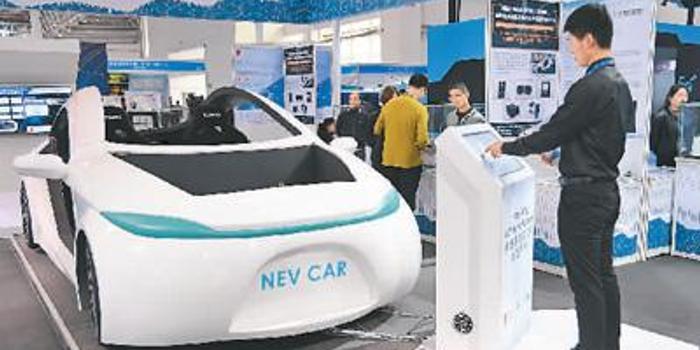 人民日报海外版:中国新能源汽车独领风骚