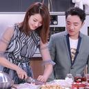 王祖藍、李亞男爲愛下廚:情定港味大排檔