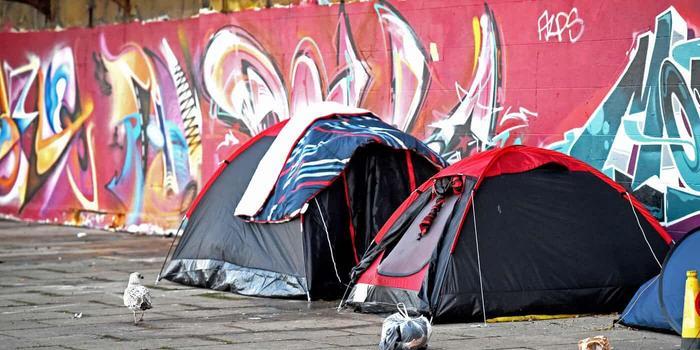 英格兰无家可归人数攀升 达到经济危机以来最高水平