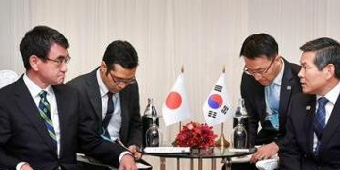 日韩军情协定将于23日到期 日防卫相望韩方再考虑
