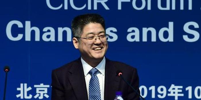 外交部副部长乐玉成:中国不会放弃自己成功的道路