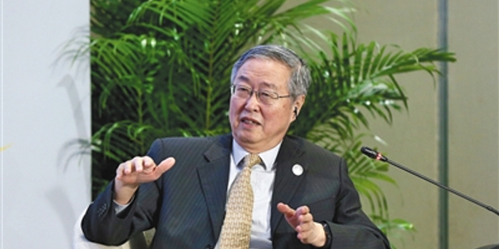 周小川:中国已大幅减少不合理的补贴