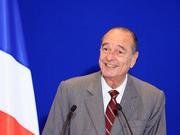 """希拉克:戴高乐的继承者和法兰西""""最后的大总统"""""""