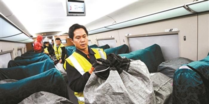 高铁快运推当日达服务 新型冷链专用箱搭载高铁