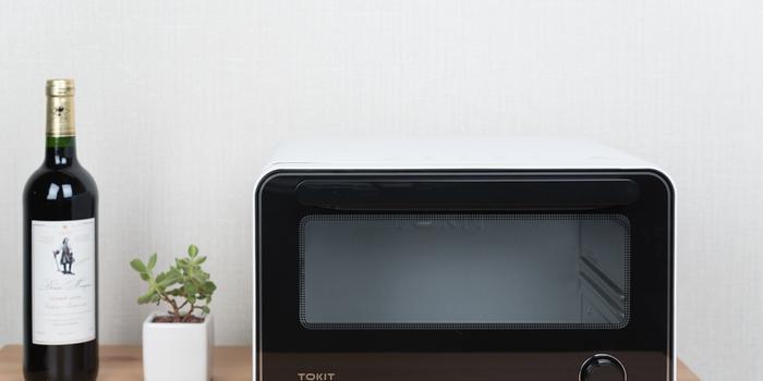 评测:烘烤美食不难 只需一台TOKIT迷你智能电烤箱